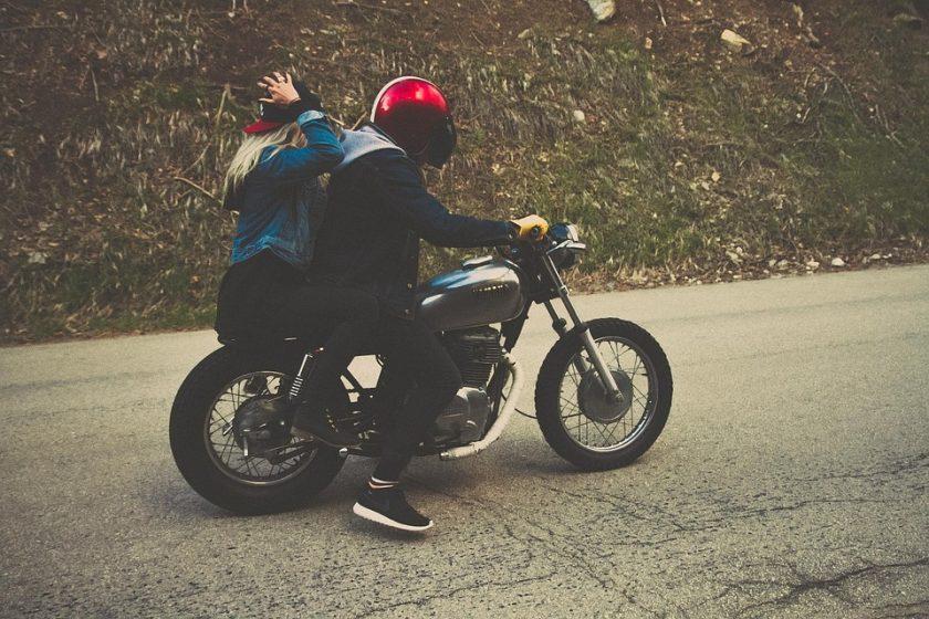Conduire en France avec une moto