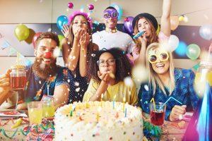 mettre de l'ambiance à un anniversaire